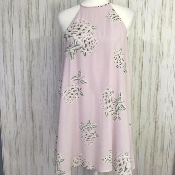 Show Me Your MuMu Dresses & Skirts - Show me your Mumu Lavender Floral swing dress Med